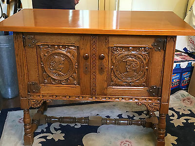 Antique 11 piece dining room set