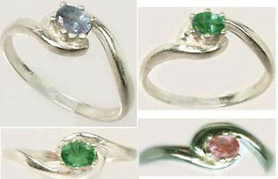 Alexandrite Ring 1/3ct Antique 19thC Russia Natural Color-Change Genuine Handcut