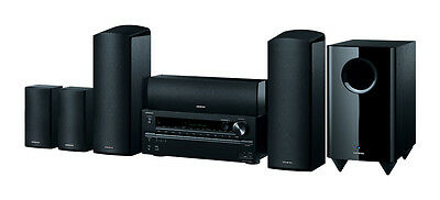 Onkyo HT-S7705 Dolby Atmos 5.1.2-Channel A/V Receiver Speaker Package