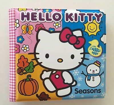 Hello Kitty That Time Book-Seasons