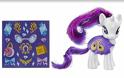 My Little Pony - Elements of Friendship, Glitzerpony Rarity Generosity + Sticker
