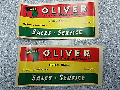2 - Oliver Stickers