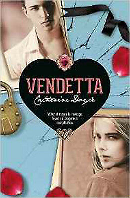 Vendetta (Blood for Blood), New, Catherine Doyle Book