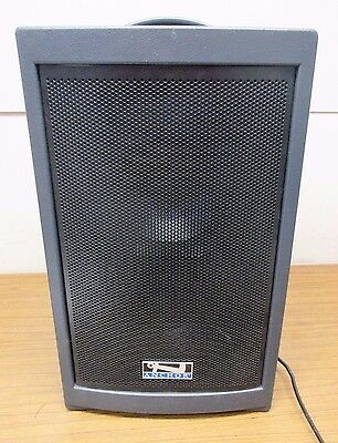Anchor Audio XTR-6000C 130W PA System Powered Active Speaker Monitor w/CD Player