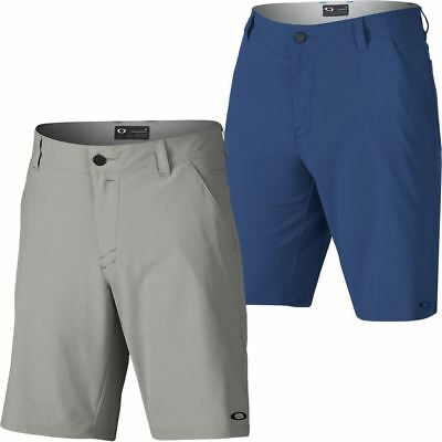 Oakley 2017 O Hydrolix Tech Stance Two Stretch Mens Golf Shorts