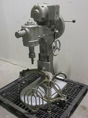 """1948 Hobart S-601 Commercial 60 Quart Mixer With """"c"""" Dough Hook And 2 Paddles"""