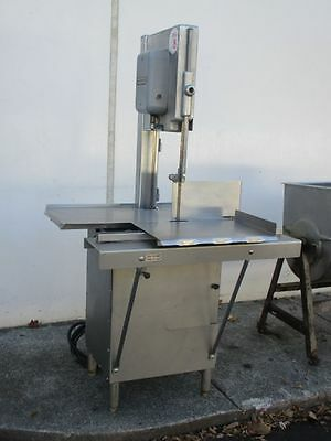 Hobart 5614 Commercial Vertical Band Meat Saw