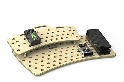 New! Holeyboard Standard M3 Series Guitar Effects Pedal Board