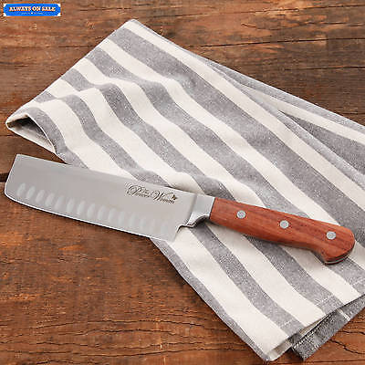 The Pioneer Woman Rosewood Handle Signature Knife Stainless Steel Kitchen Home