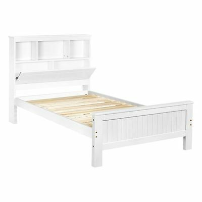 NEW Resort Living Piccadilly King Single Storage Bed