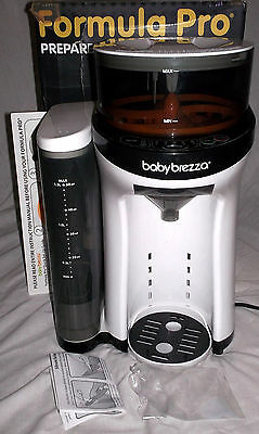 NEW Baby Brezza Formula Pro One Step Food Maker