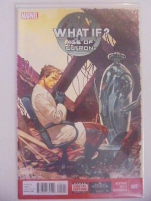 What If? Age of Ultron #5 Marvel NM Comics Book