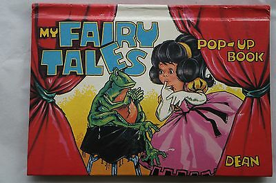 Vintage My Fairy Tales - Pop Up Childrens' Book 1979 - 38 Years Old