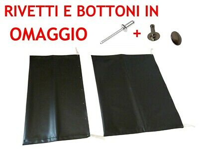 Capote cappotta Fiat Panda tetto apribile 30 45 750 1000 fire pvc nero soft top