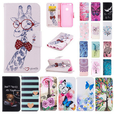 For Google Pixel/Pixel XL Painted Leather Flip Stand Wallet Magnetic Case Cover