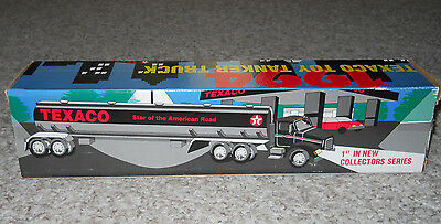 1994~TEXACO TOY TANKER TRUCK~1st IN NEW COLLECTOR'S SERIESS~NIB