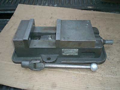 "KURT 6"" Milling Machine Vise with handle"