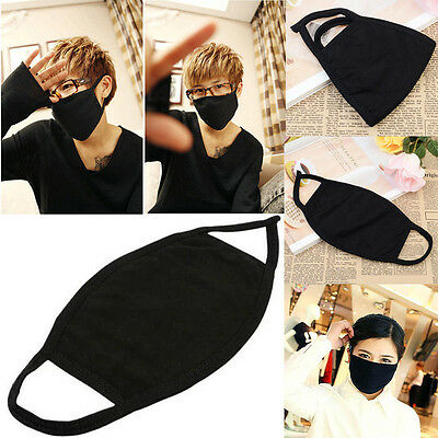 2Pcs Unisex Warm Winter Mouth Anti-Dust Flu Face Mask Surgical Respirator Mask