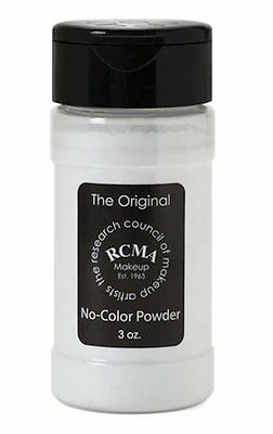 RCMA Makeup No Colour Setting Powder | 85g or 3g Sample Size