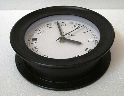 U.S. Navy Marine WALL Clock - ROMAN - LARGE - 100% SATISFACTION