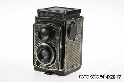 ROLLEI Rolleicord I Model 1 - Art Deco - SNr: 1480382