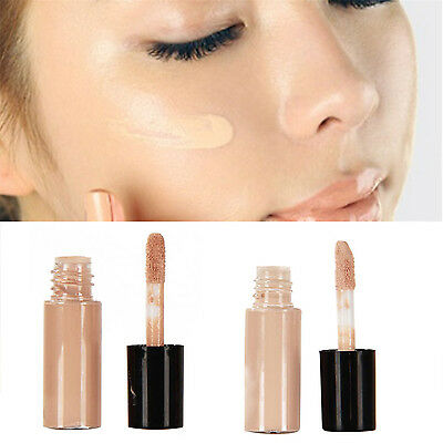High Comestic Liquid Rich Creamy Foundation Makeup Base Face Coverage Dark Beige