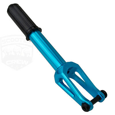Envy CNC IHC Scooter Forks V2 - Blue