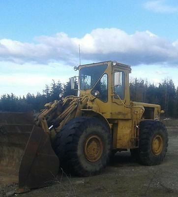 CATERPILLAR  980B Loader Works Great, Unknown Hours**Freight Ready**