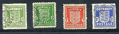 Jersey early Issues. Used.