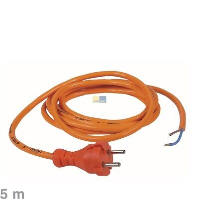 5m Cable Connection Cable Tool's Cord Schuko Plug Bachmann Power Tool