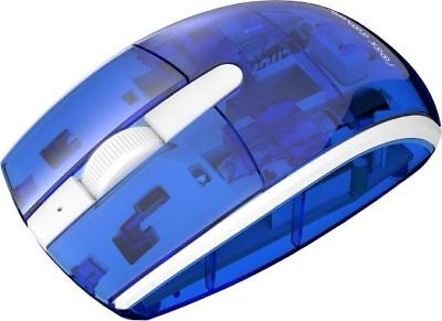 Rock Candy Blueberry Boom Wireless Mouse - Cross Compatible PC Mac PDP New