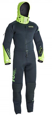 48602-4400 ION Wetsuit HT-Fuse Drysuit 4/3 2016 - Shipping Europe Free
