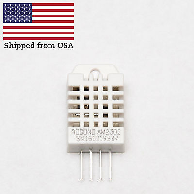 DHT22/AM2302 Digital Temperature Humidity Sensor Arduino compatible