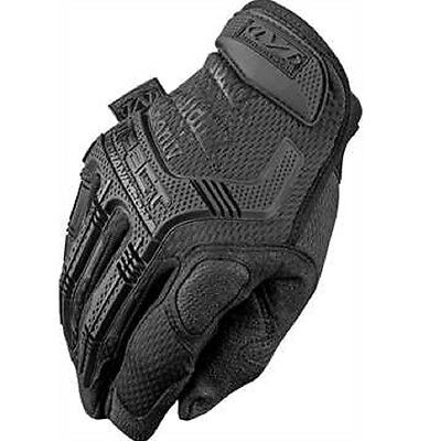 US Mechanix Wear M Pact Handschuhe Army Police Gloves black schwarz L / Large