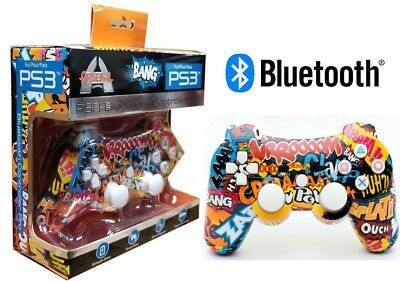 Arsenal PS3 bluetooth Wireless controller - Action with Free charge Cable