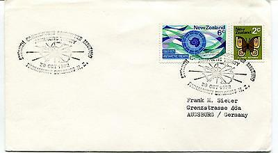 1972 7th Consulting Committee Meeting Palrament Building Polar Antarctic Cover