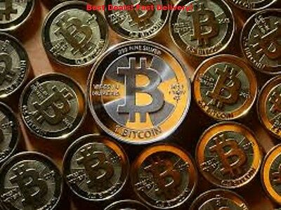 .01 Bitcoin (.01 BTC) Sent Fast To Your Wallet Lots of Crypto Sold!