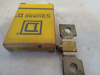 New Square D C156 Overload Heater