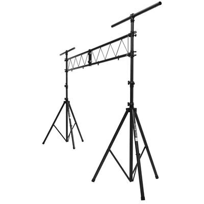 On Stage Lighting Stand with 10-Foot Truss