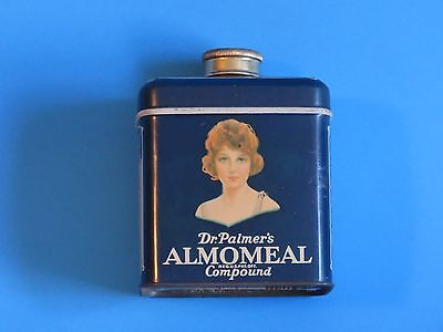 Dr.Palmers ALMOMEAL Compound vintage tin