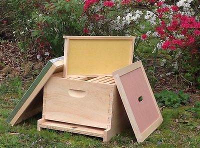 Garden Hive  Special Complete  10 Frame  Beehive with frames and foundation