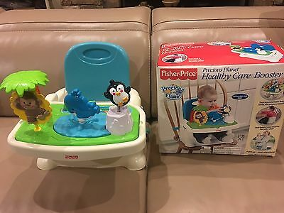 Fisher Price Precious Planet Healthy Care Booster Seat P8906 2007