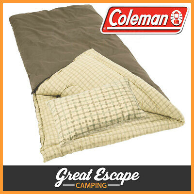Coleman Big Game C-6 Sleeping Bag with Pillow