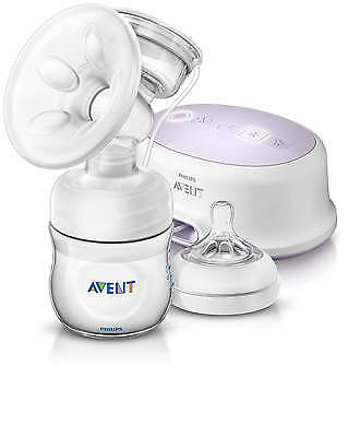 FACTORY SEALED Philips AVENT Comfort SIngle Electric Breast Pump