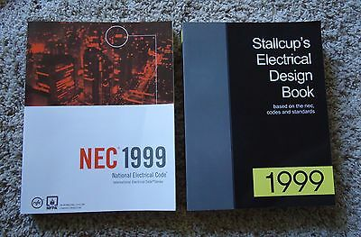 BUNDLE NEC 1999, Stallcup's Electrical Design Book National Electrical Code NFPA