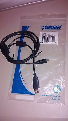 USB CHARGING AND CONNECTOR CABLE  FOR CAMERA - CABLES TO GO Part #27451.