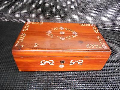 Old Vtg 1950s LANE CEDAR CHEST MAIBACH'S FURNITURE Sterling Ohio Hope Chest