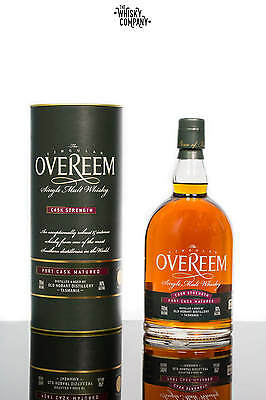 Overeem Cask Strength Port Cask Matured Tasmanian Single Malt Whisky