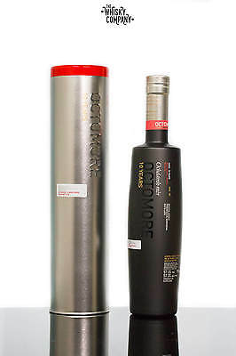 Bruichladdich Octomore 10 Second Limited Edition Islay Single Malt Scotch Whisky