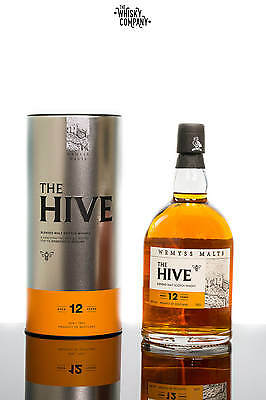 Wemyss Malts The Hive Blended Malt Scotch Whisky Aged 12 Years